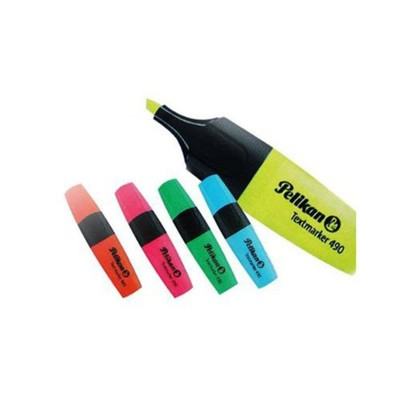 Pelikan Pack of 5- Highlighter
