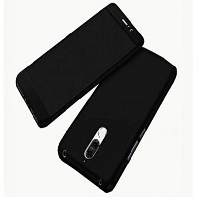 Huawei Mate 10 Lite 360 Case with Glass Protector - Black