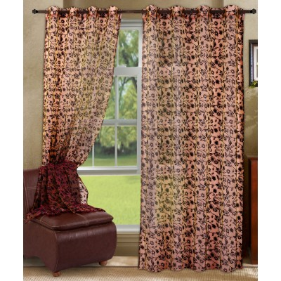 Baggy Beans Curtains - Pair - Net Curtains - Square (Margenda )