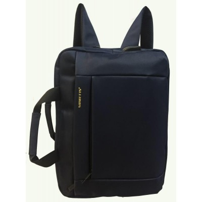 Sumfiss Laptop Bag 2 In 1 External USB Charge And Aux-Model No 9160-Black