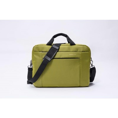 Sumfiss Laptop Bag 2 In 1 External USB Charge And Aux-Model No 9160-Lemon