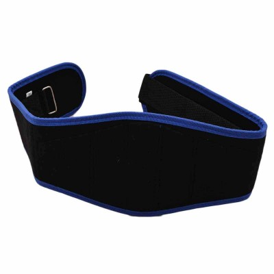 Weight Lifting and Back Pain Support Belt - Blue
