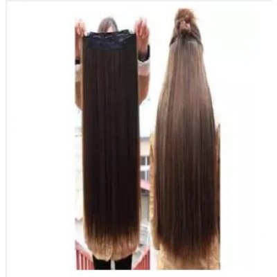 27'' Straight Hair Extension - Brown