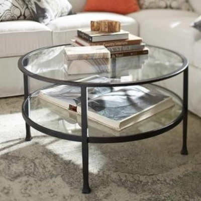 Tanner Round Coffee Table   Furniture,Home,Office,Living Room,Bed Room,