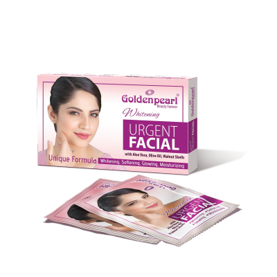 Whitening Urgent Facial Sachet - 25 ml