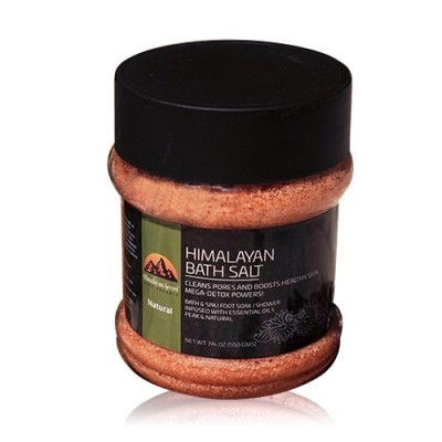 Himalayan Bath Salt-Natural with Essential Oil