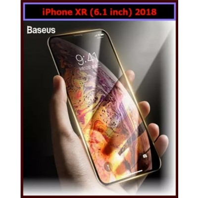Baseus iPhone XR (6.1 inch) 2018 0.3mm Tempered Glass Screen Protector