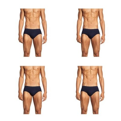 Pack of 4 Multicolor Cotton Inner Brief for Men-S