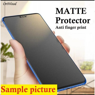 Honor 9X Pro Ceramic matte Tempered Glass Protector 11D Full Glue