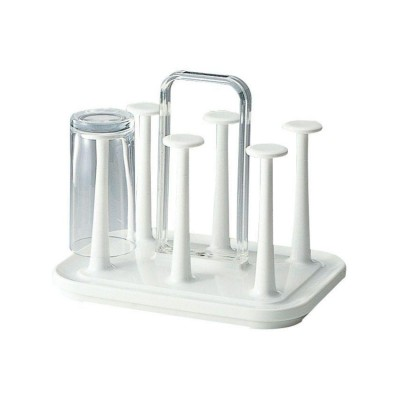 Pack Of 3 Glass Stand