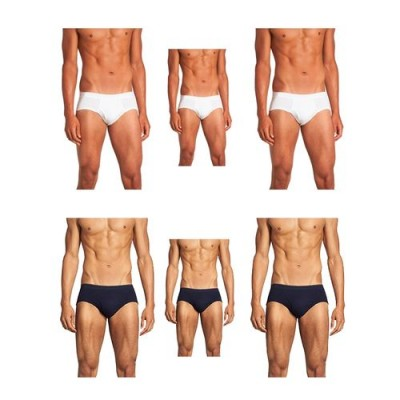 Pack of 6 Multicolor Cotton Inner Brief for Men-S