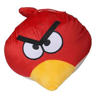 Stuffed Toy For Kids Red Yellow