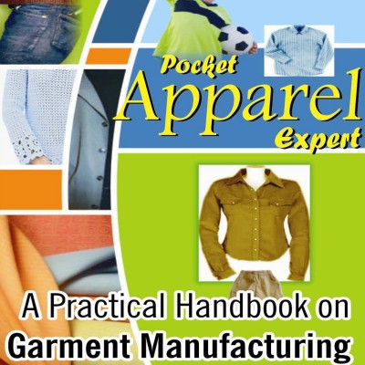 Pocket Apparel Expert by Dr. Irfan A. Shaikh - Hb