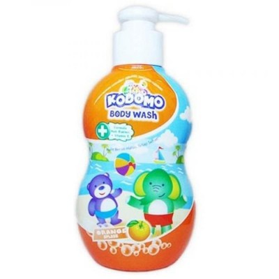 Body Wash Orange Splash 200Ml