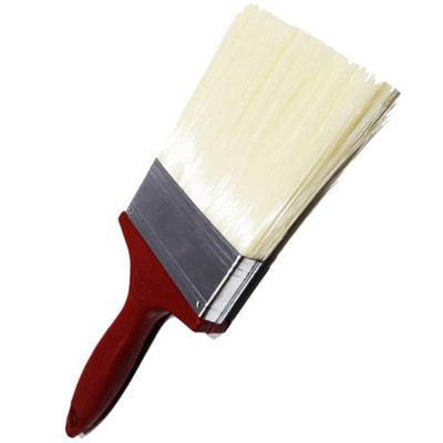 Paint Brush 4 Inch (Red)