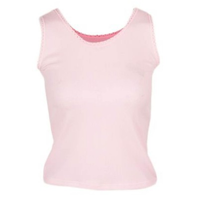 Thick Shoulder Camisole VestPink for Women