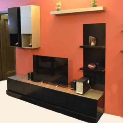 Modern 5 Piece Tv Unit