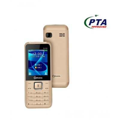SL100 - 2.4''Inches 3000mAh Dual Sim With Official Warranty - Mix color