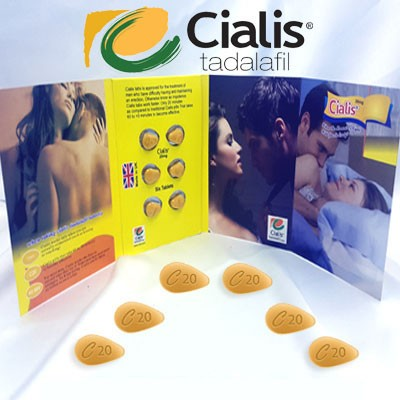 Cialis 20Mg In Pakistan 6 Tablets