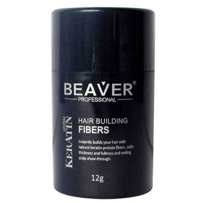 Hair Building Fiber Black12gm