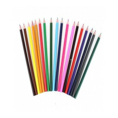Pack of 18 - Colour Pencils