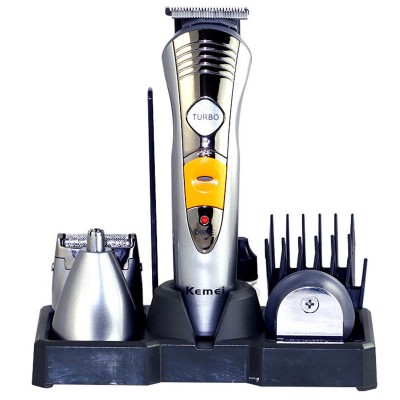 Kemei Rechargeable 7-in-1 Hair Trimmer+Shaver KM-580A