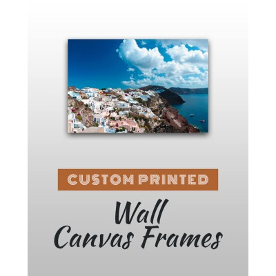Wall Canvas Frame Digitally Printed