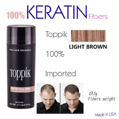 Toppik Hair Fibers 27.5g Dark Brown Original