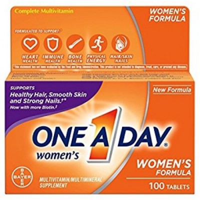 One A Day Women 100 Tablets In Pakistan