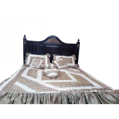 Queen size Bridal Bed Sheet
