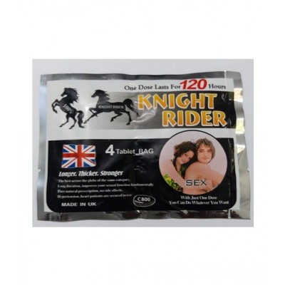 Knight Rider Tablets Pack Of 4