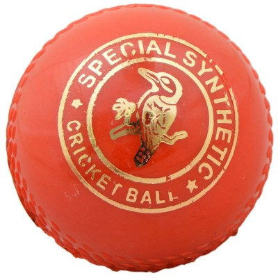 Special Synthetic Cricket Ball Red