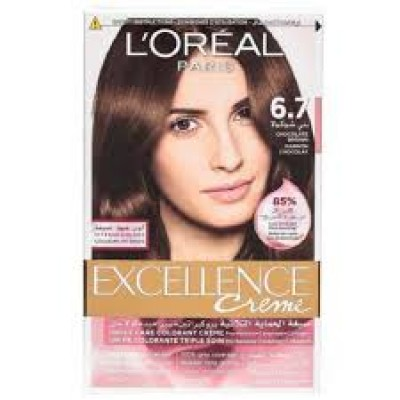 Loreal Excellence Cream Hair Color 6.7