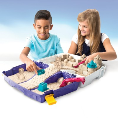 Magical Sand Fun Play Sand Moulding