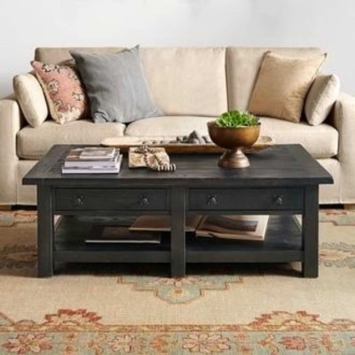 Benchwright Grand Coffee Table  Furniture