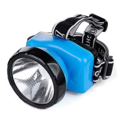 Blue LED Rechargeable Head-Mounted Light
