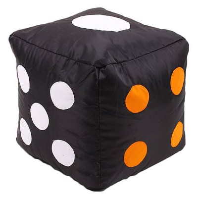 Black Dice Stool