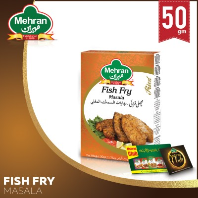 Fried Fish 50 Gm with Free Rs.20 Sachet inside