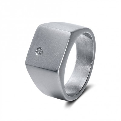 Cool Stainless Steel High Quality Men Rings