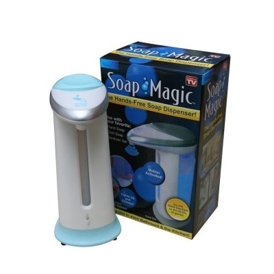 Soap Magic Dispenser - White