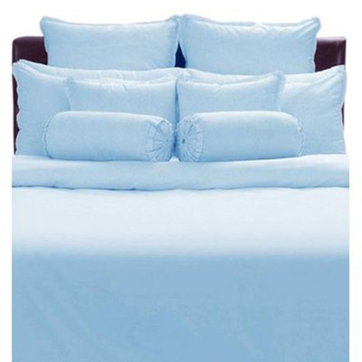 Quilt Cover Dyed - Blue –