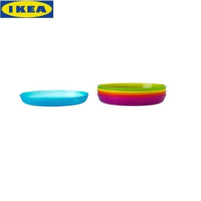 IKEA Plates, Set of 6 Pieces