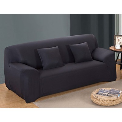 Black 6 Seater (3+2+1) Sofa Covers