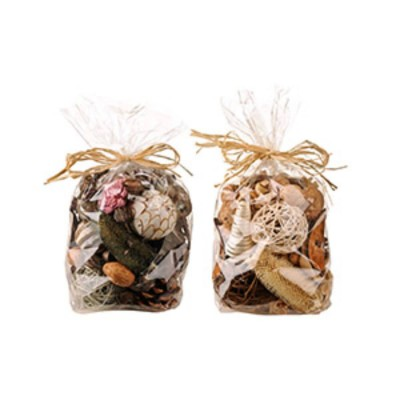 Vanilla Scented Mix Pot Pourri - 290G