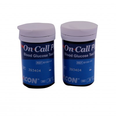 On Call Plus 50 Blood Glucose Strips