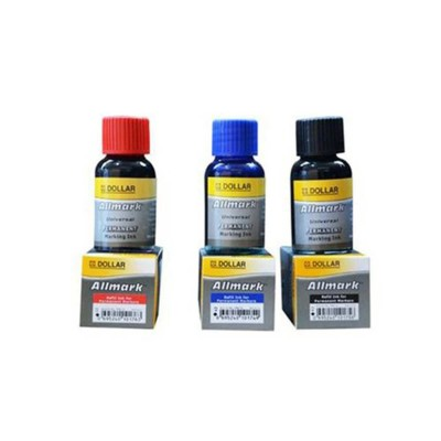 Pack Of 3- Permenant Marker Ink