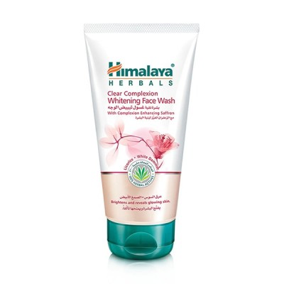 Himalaya Face Wash Clear Compaction Whitening 100ml