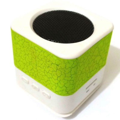 Mini Bluetooth Texture Speaker - Green
