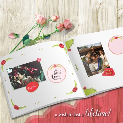 A Wish To Remember Scrapbook