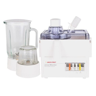 Jp 177 Juice Extractor With Blender And Grinder White